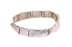 Zilveren armband, merk Lapponia, model Exposure