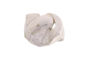 Zilveren ring Agrigenato