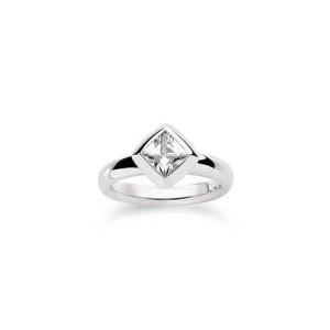 Zilveren Viventy ring