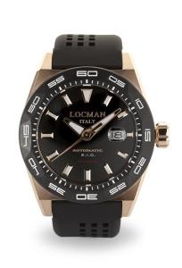 Locman Stealth 300 meter heren pols horloge