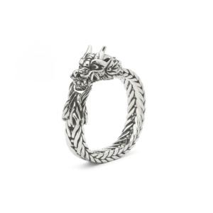 Zilveren Silk armband Limited Edition nr.180