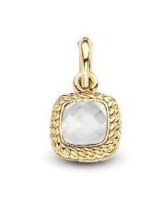 Charm met bergkristal