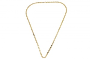 Occasion geelgouden collier