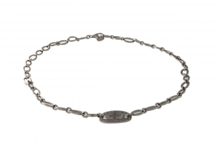 Esprit sieraden Zilveren schakel collier Es-ES NL 91336