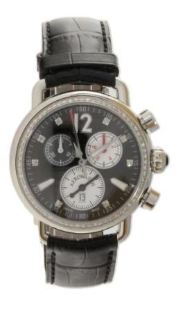 Aerowatch Homage 1910 Aerolady Sport Chronograaf Diamant/chrono lady Sale horloges uitlopend