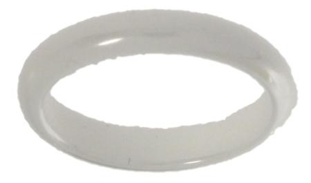 Orotech Ring van keramiek maat 53/keramiek