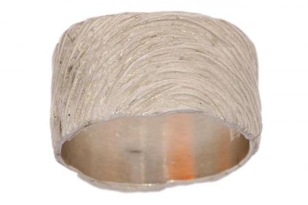 Zenka Zilveren ring mt. 18,5
