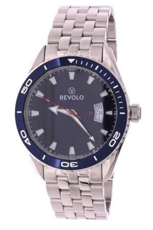 Revolo, Quartz 43 mm classic diver