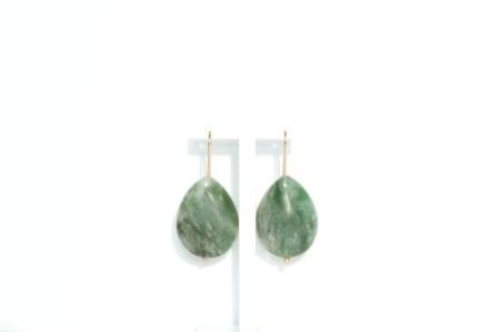 Renee Arnold edelstenen  groene agaat