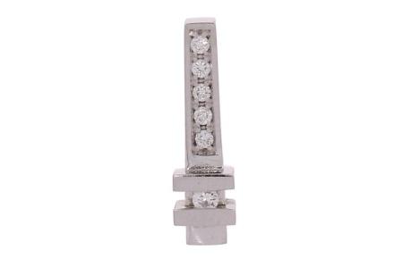 R-C  Diamond Jewerly  model Jolie/cert.YE0742