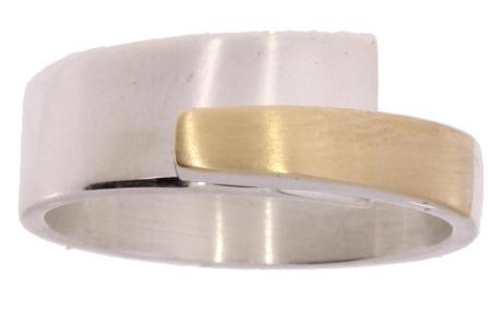 Nol  zilver argentium+Au/mt.17,75