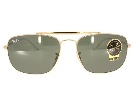 Ray-Ban zonnebrillen  RB3560 001/3F 6117