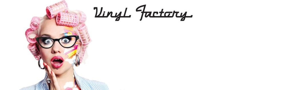 Muzikanten dragen Vinyl Factory