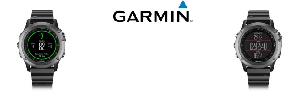 Nieuw: Garmin
