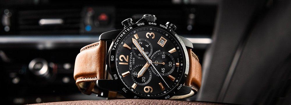 Winactie Certina horloge