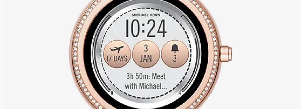 Michael kosr Access smart watch